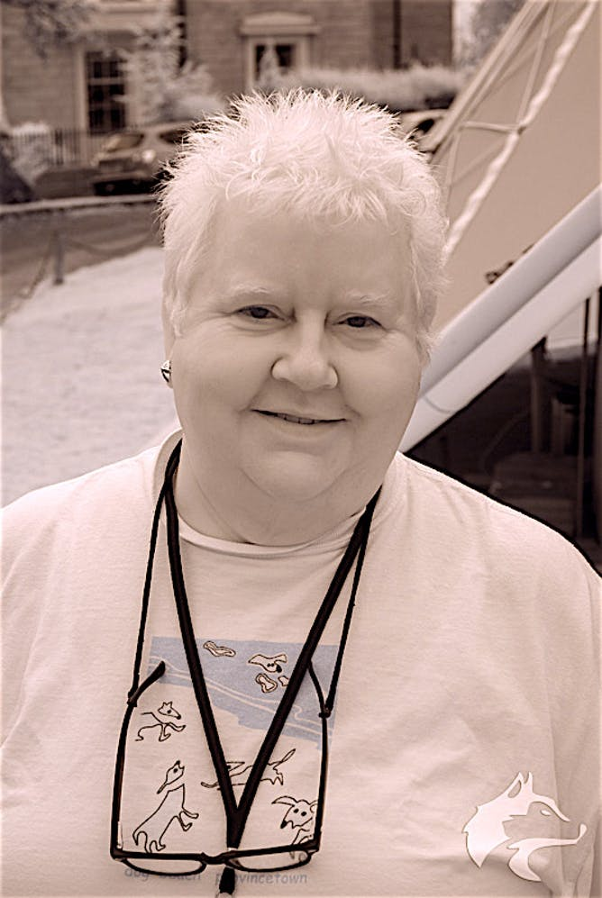 Val McDermid | Image credit: Fenris Oswin, CC BY-SA