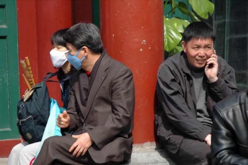 Can facemasks help reduce the negative health impacts of air pollution?
