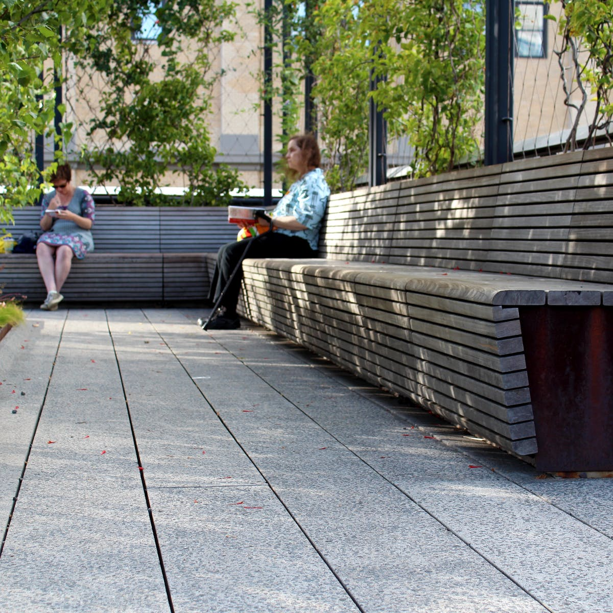 People Friendly Furniture In Public Places Matters More Than Ever In