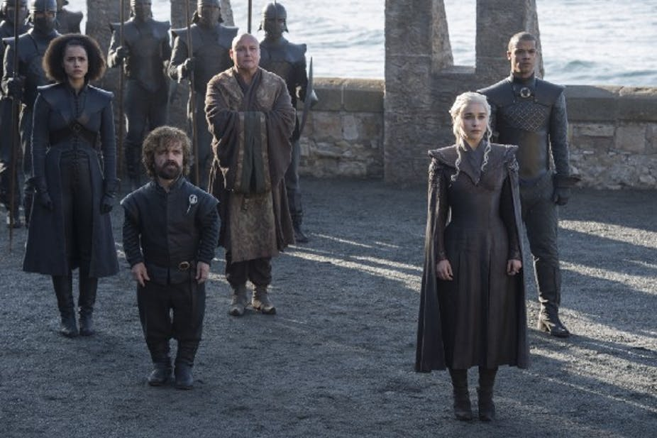"Will ""Games of Thrones"" show end like ""Breaking Bad?"""