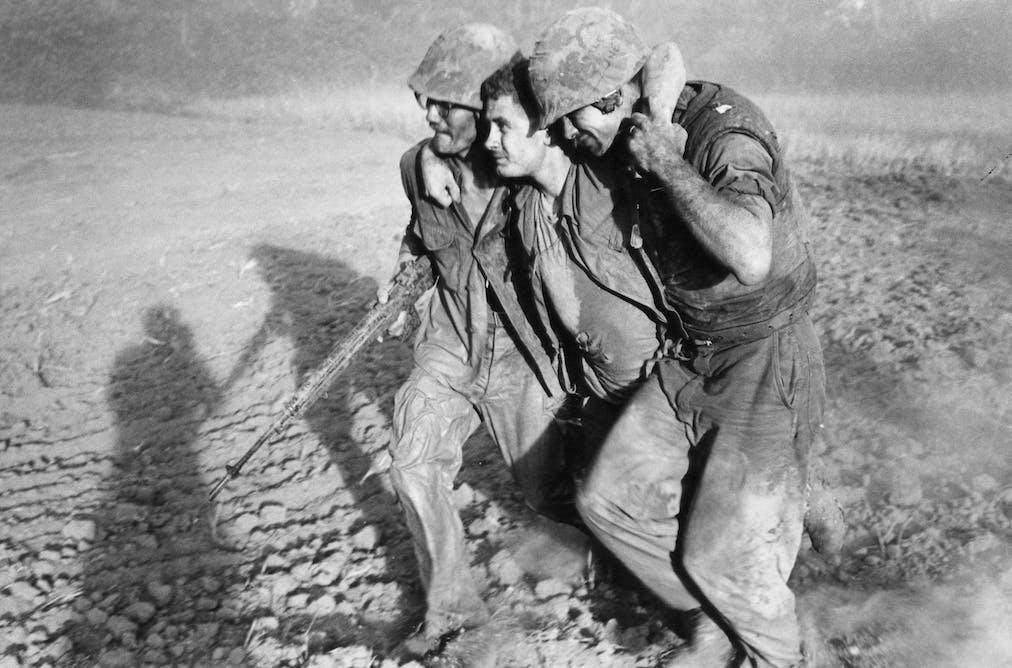 American women died in Vietnam, too