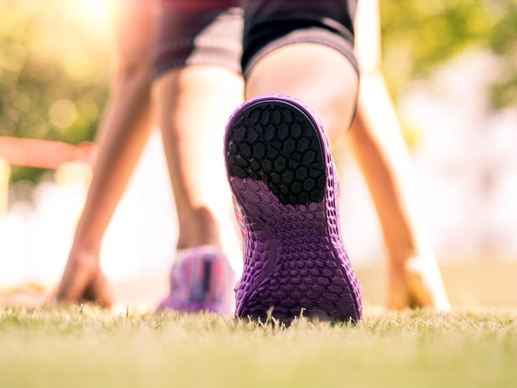 Most media reports claimed that sitting cancels out the benefits of exercise, which isn't true. from www.shutterstock.com
