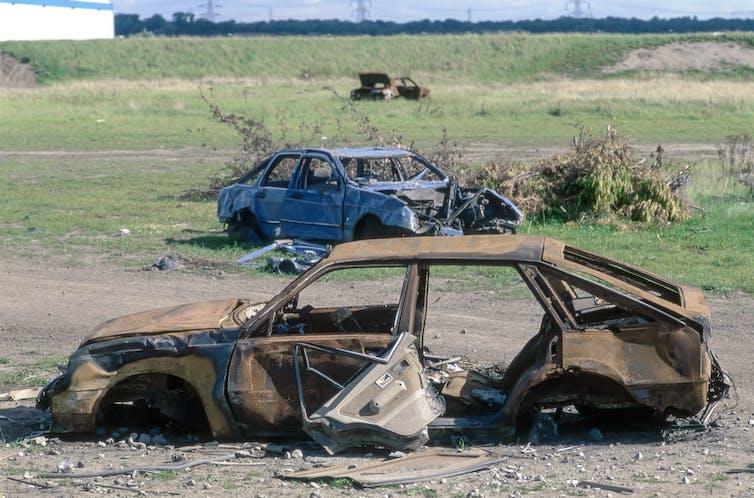 As an asset, cars depreciate … fast. Shutterstock