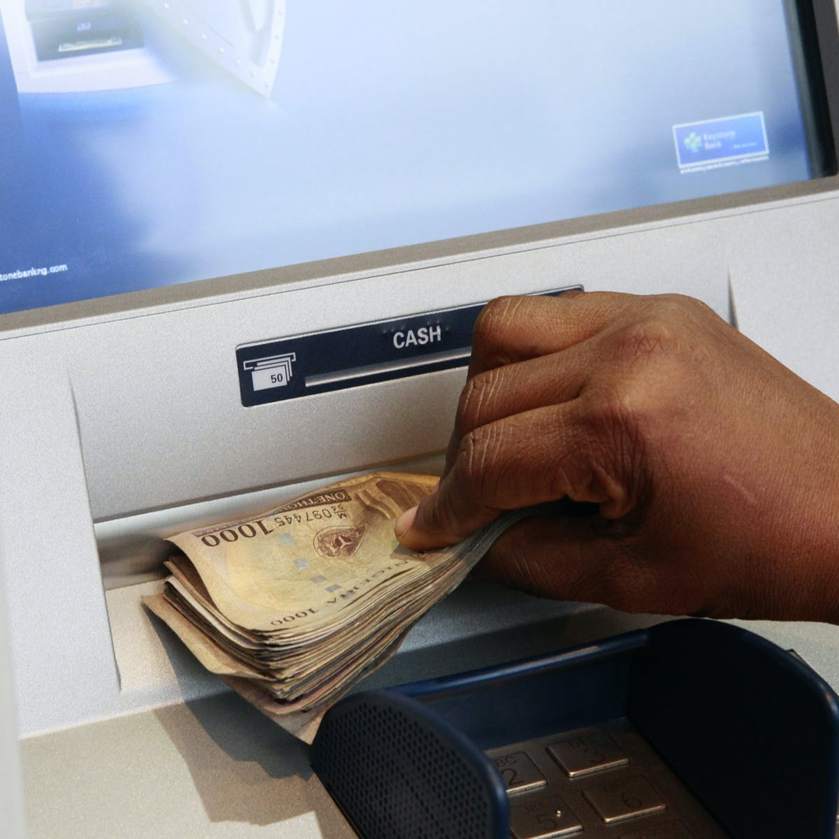 How Nigerian ATM fraud victims are swindled