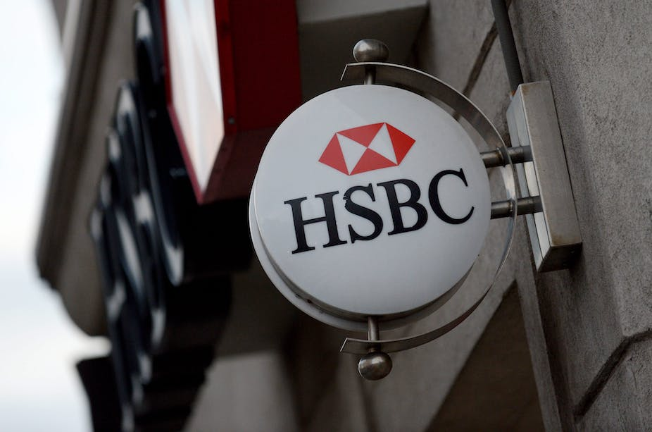 Banks behaving badly: HSBC settles in money laundering probe