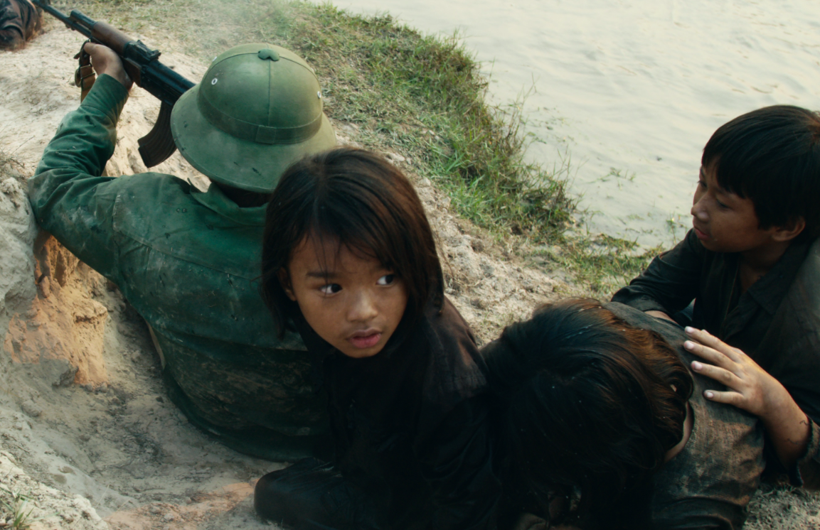 Sareum Srey Moch Plays Loung Ung In This Story Of The Khmer Rouge Genocide