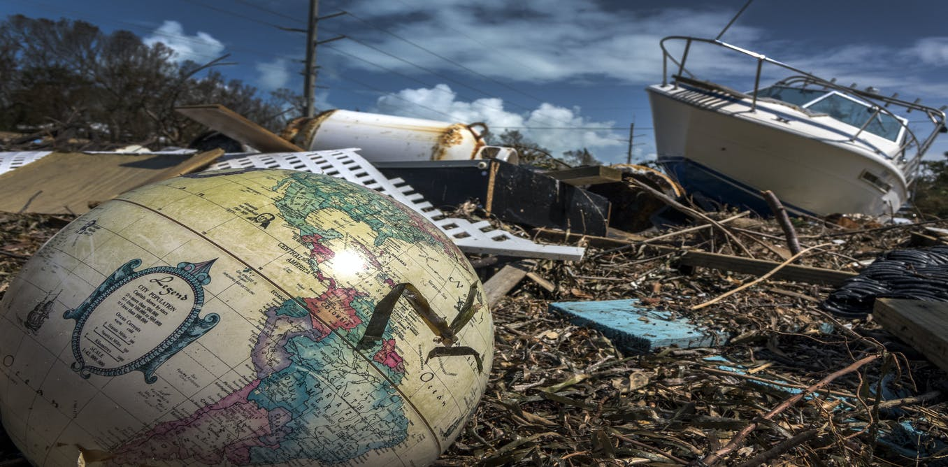 theconversation.com - John Vogler - Who should pay for damage associated with climate change - and who should be compensated?