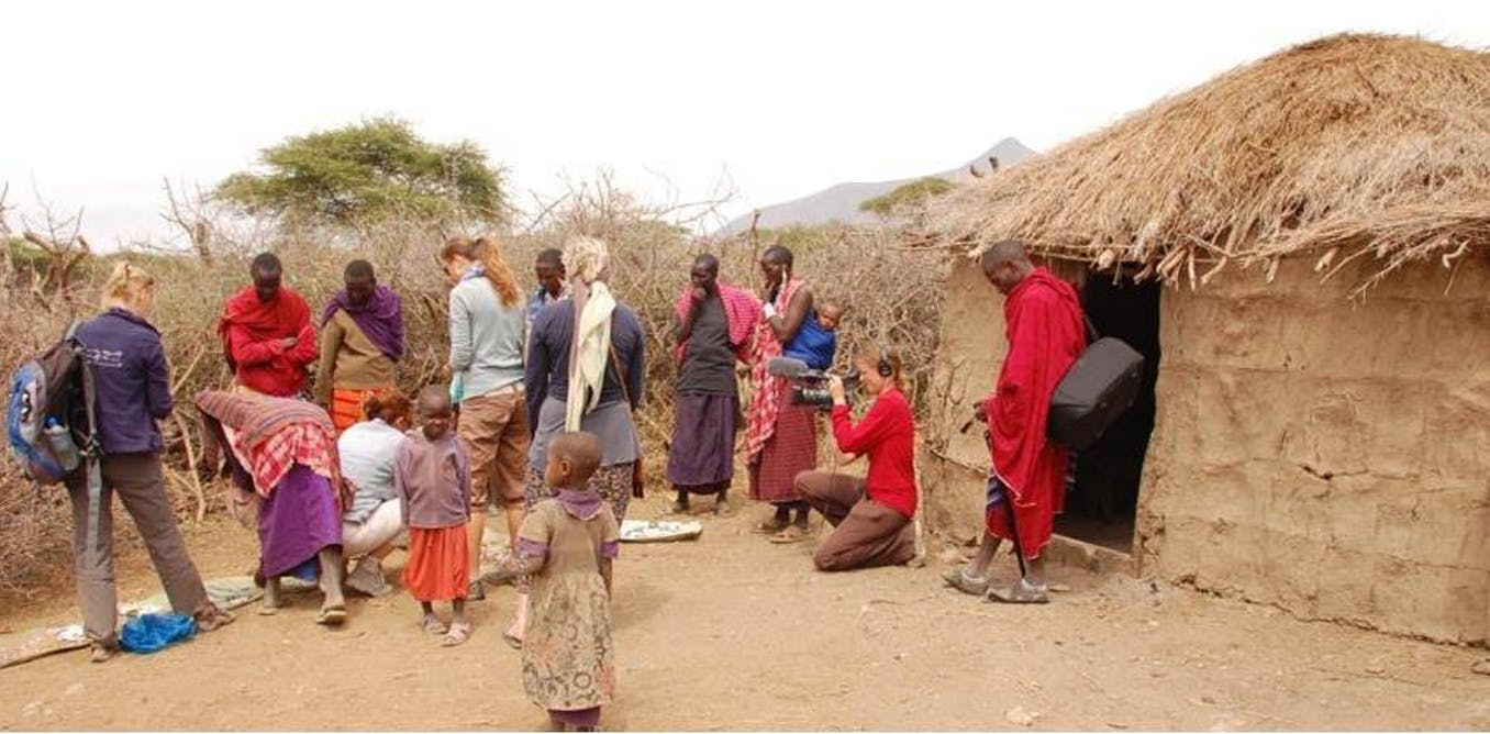 A close-up look at what happens when tourists and Maasai communities meet