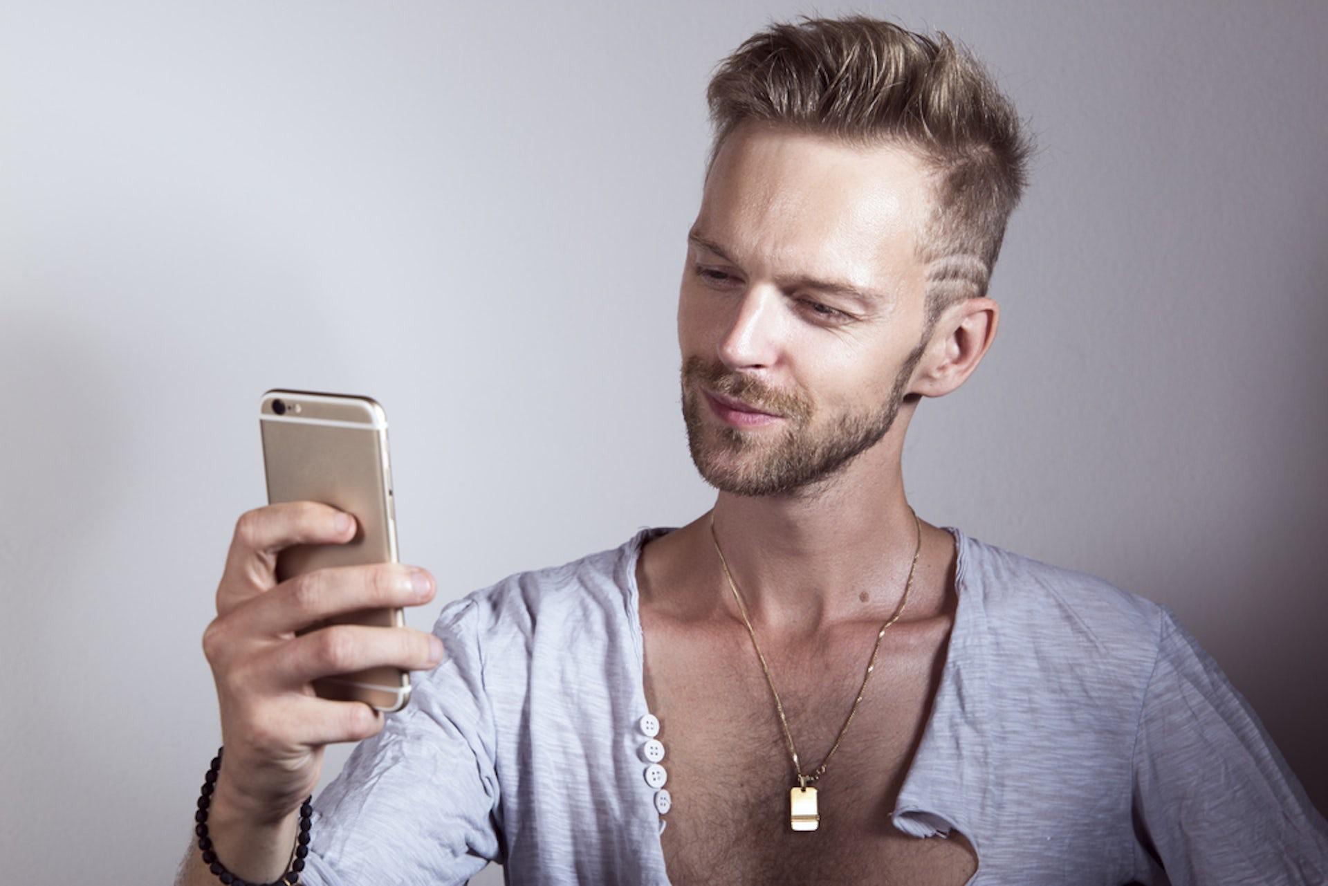 fake dating site photos