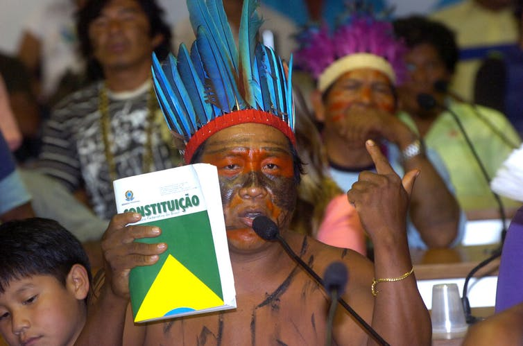 Brazil must protect its remaining 'uncontacted' indigenous
