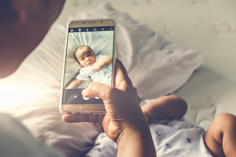 The Perils Of Sharenting >> Too Much Information More Than 80 Of Children Have An Online
