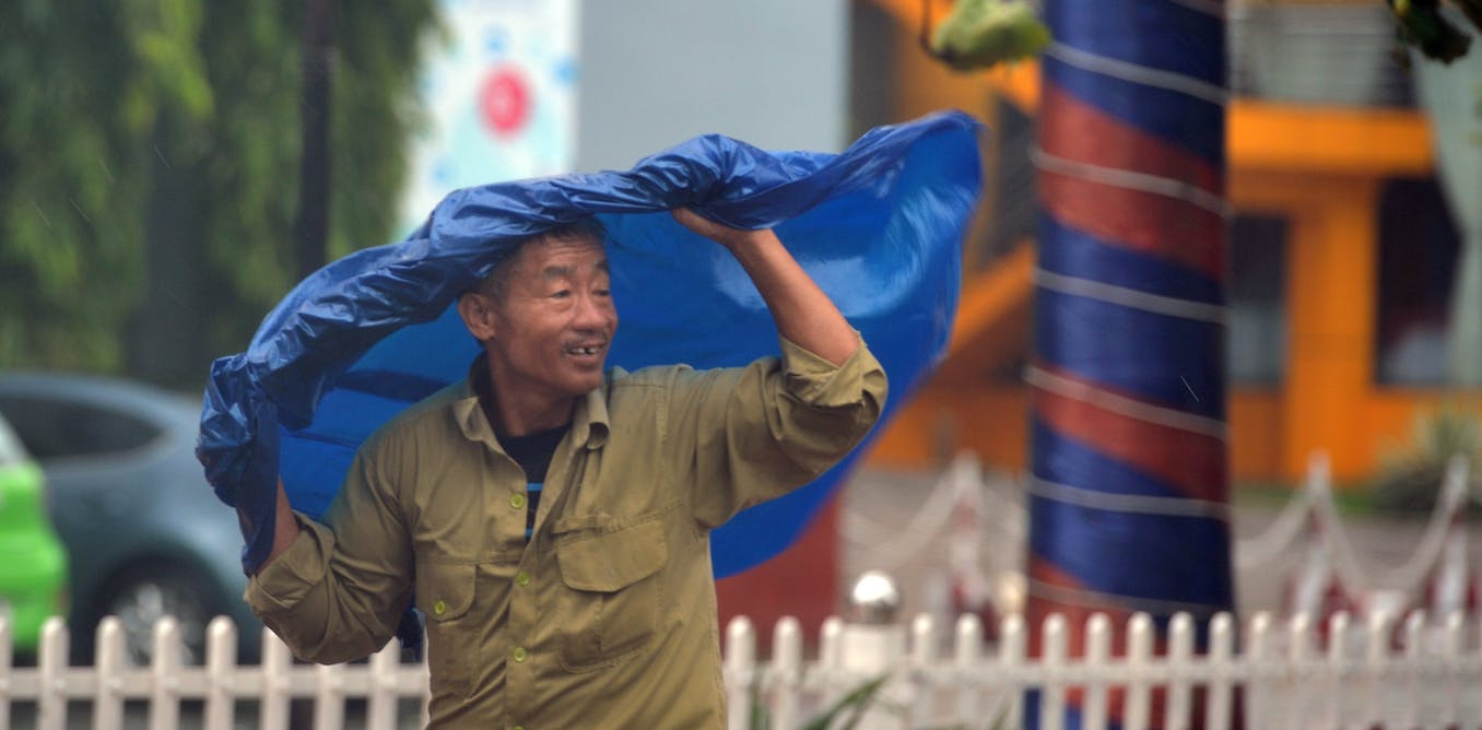 Vietnam's typhoon disaster highlights the plight of its poorest people