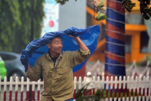 Vietnam's typhoon disaster highlights the plight of its