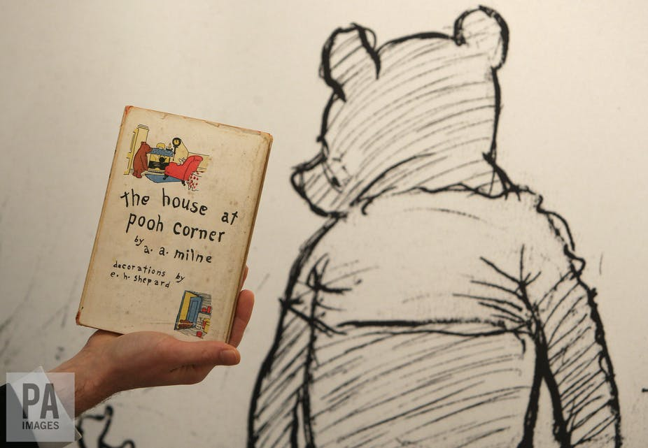 bef81398ee8 How Winnie the Pooh teaches us the importance of play