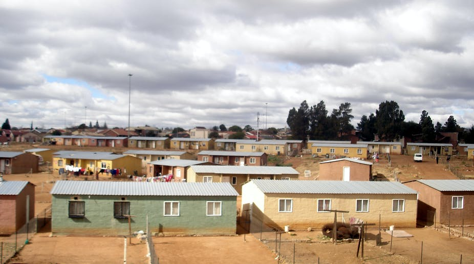 south africa s housing challenge seen through the lens of its third