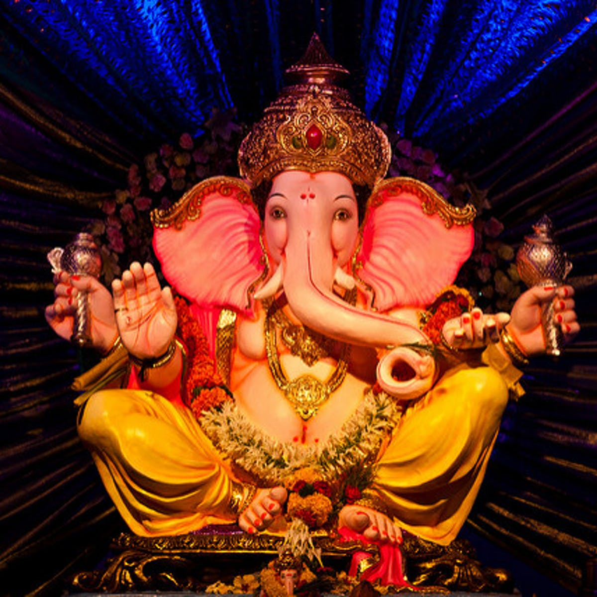 Why it's offensive to offer a lamb dinner to the Hindu god Ganesha
