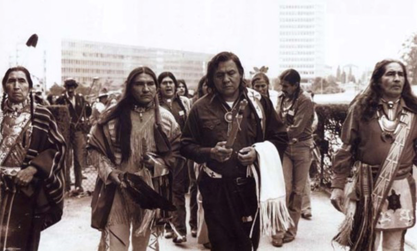 Native Americans won a vital battle at UN 40 years ago – they need help again