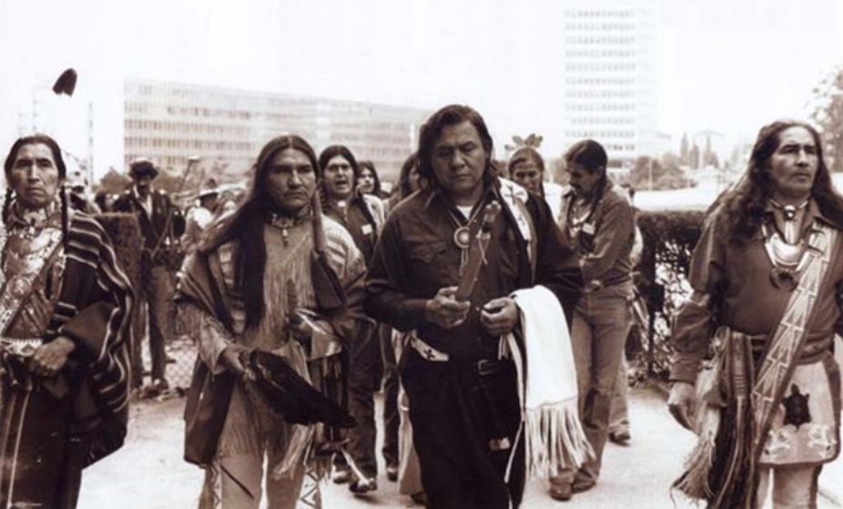 racism against native american