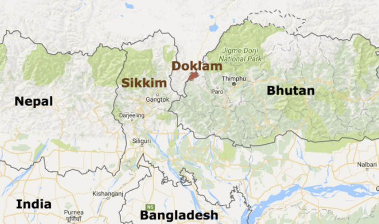 Lessons from the Doklam Pass: how little Bhutan faced down ...