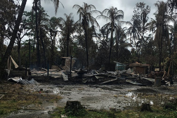 The history of the persecution of Myanmar's Rohingya