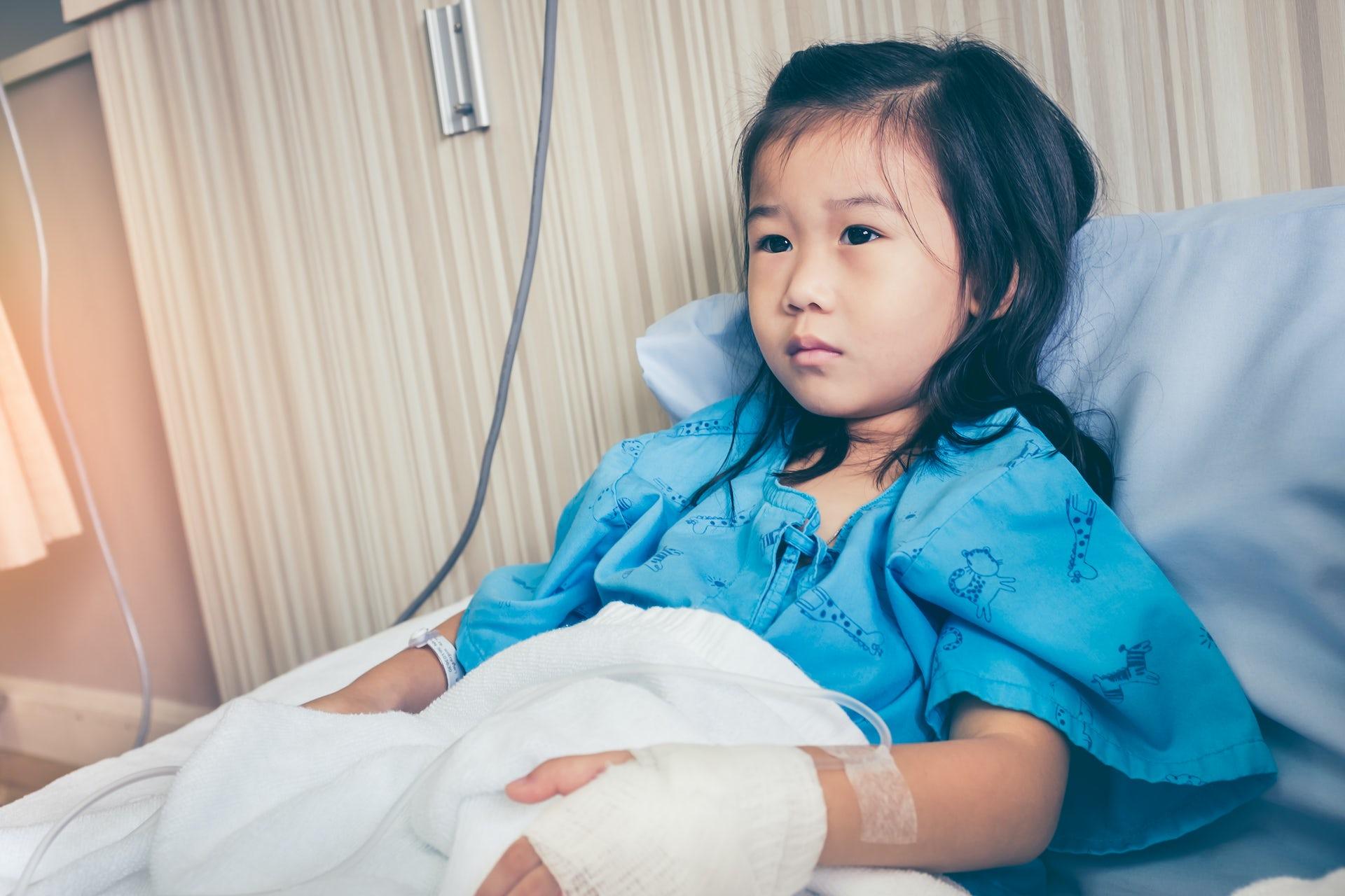 Doctors use TV in treating children