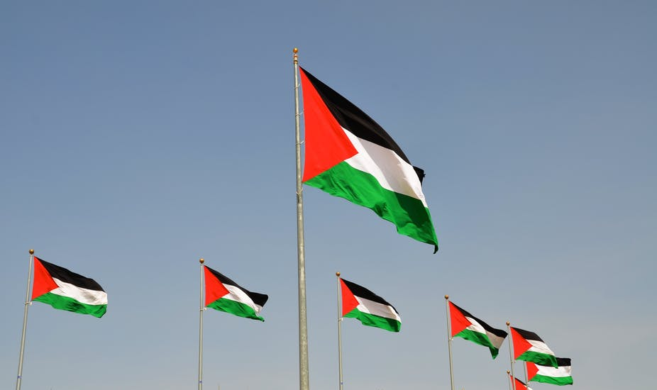 e868eff78fd6 What it means to raise the Palestinian flag in today s America
