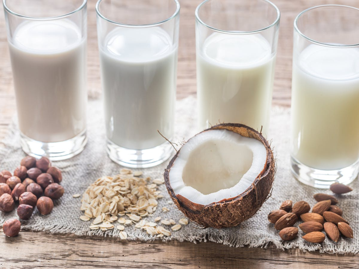 Most Milk Substitutes Are Low In Iodine Here S Why It Matters