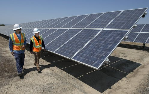 Solar power alone won't solve energy or climate needs