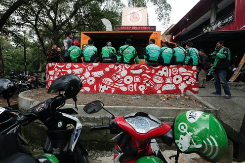 Drivers' stories reveal how exploitation occurs in Gojek