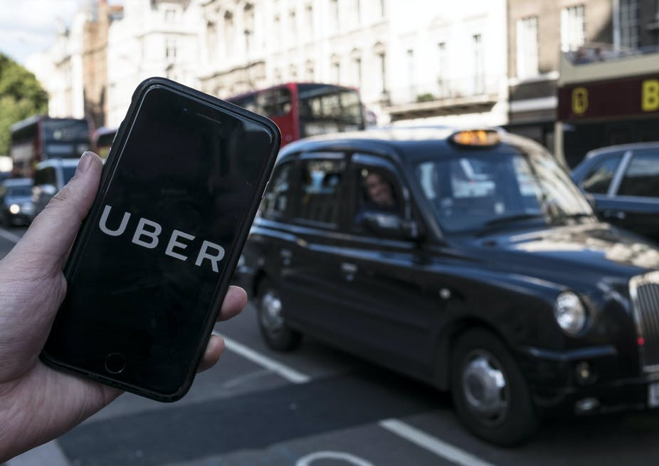 Uber in London: firm must value its drivers as well as its customers