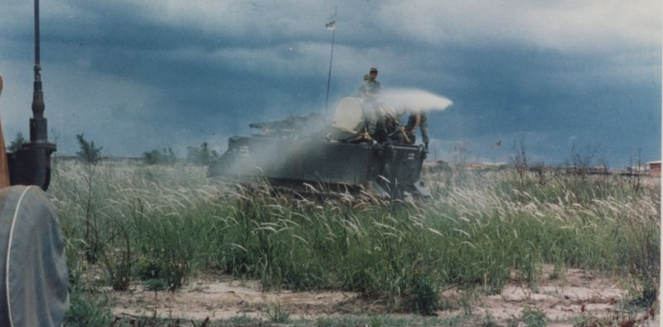 Agent Orange, exposed: How U.S. chemical warfare in Vietnam unleashed a slow-moving disaster