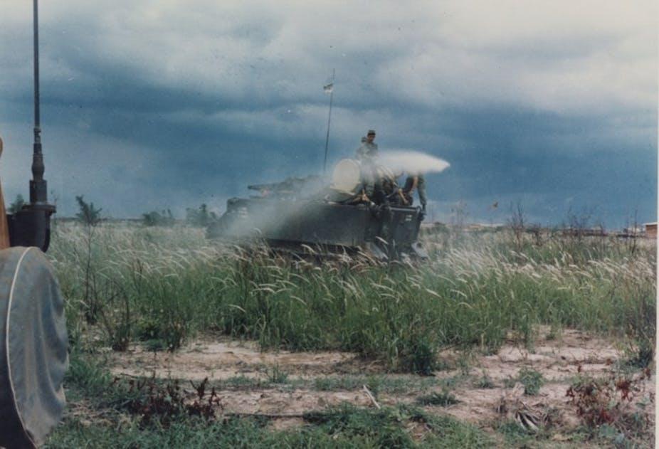 Agent Orange, exposed: How U S  chemical warfare in Vietnam
