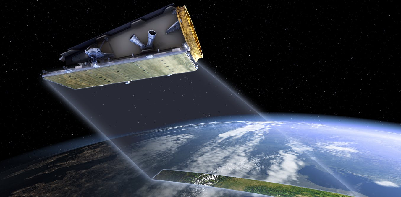 Collecting Satellite Data Australia Wants A New Direction For Earth Observation