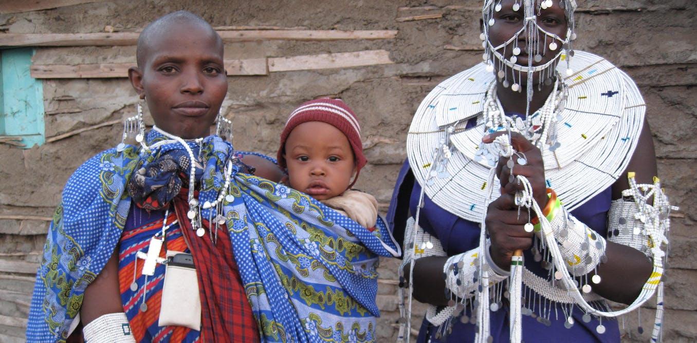 Maasai beads: the interplay between Europe and Africa