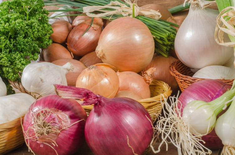 Why onions make us cry (and why some don't)
