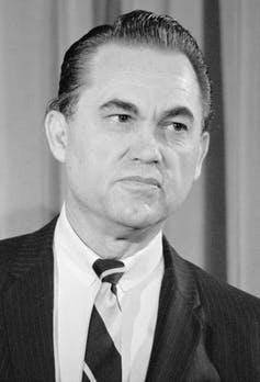George C Wallace.