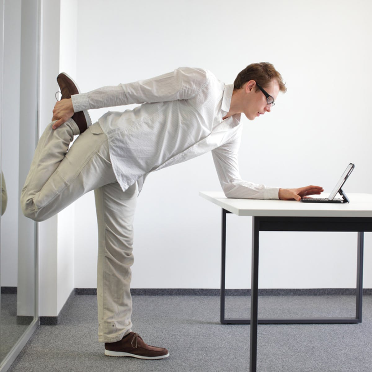 How to stop sitting yourself to death