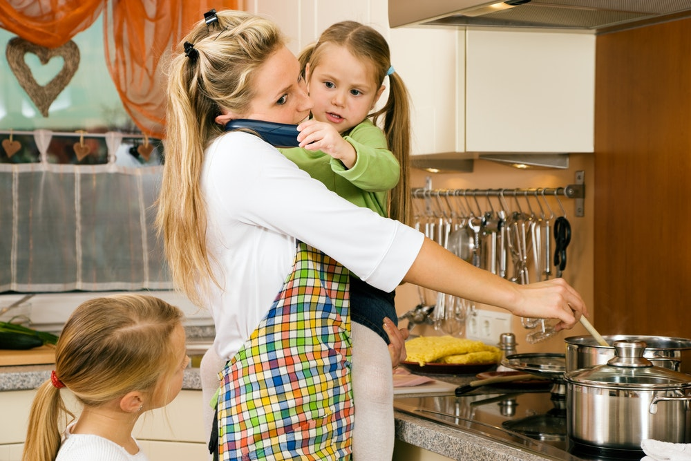 Sharing the parenting duties could be key to marital bliss: study