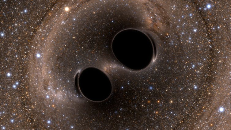 Detectors uncover fourth gravitational wave