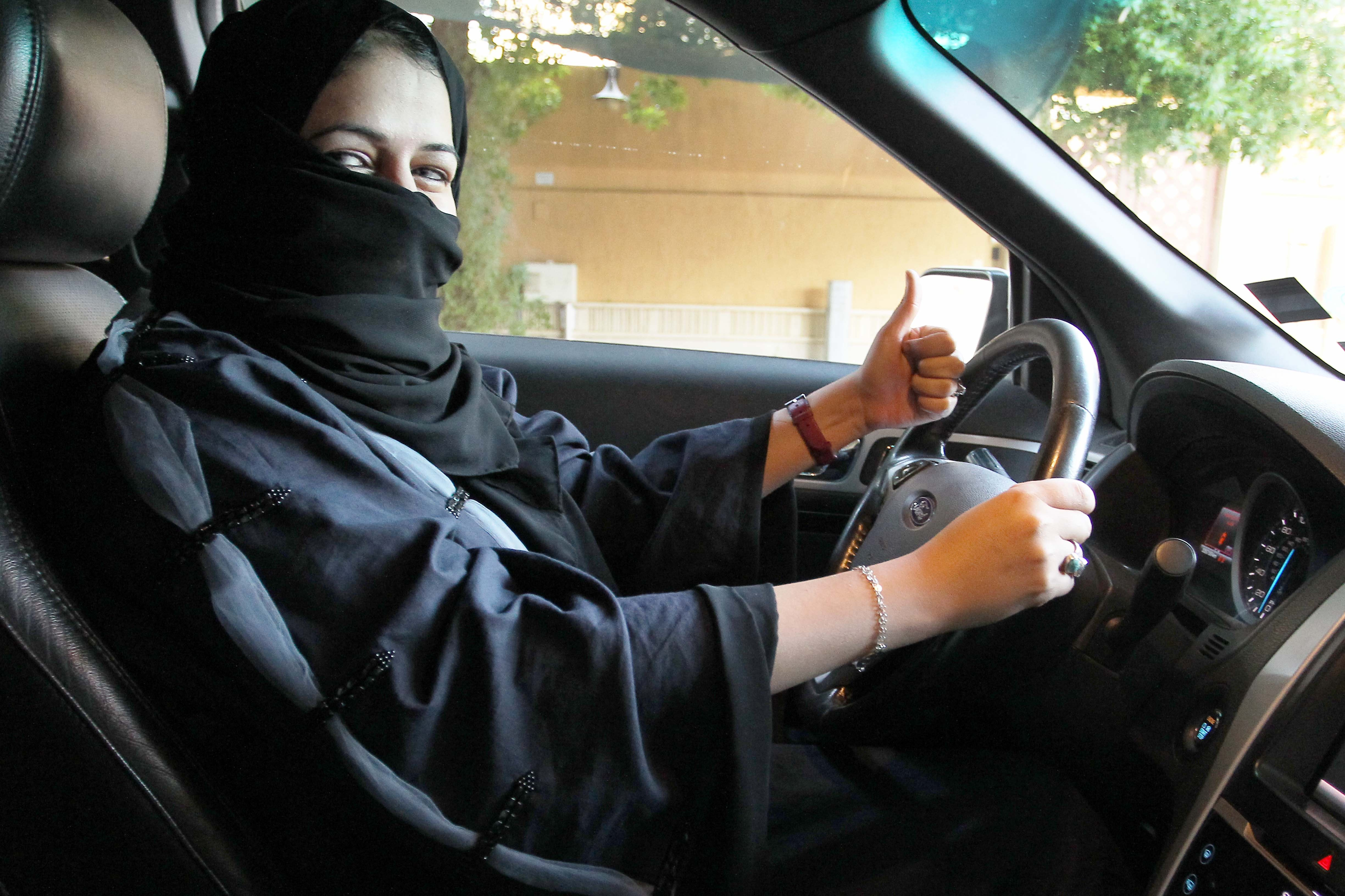 The Real Reason Saudi Arabia Lifted Its Ban On Women Driving