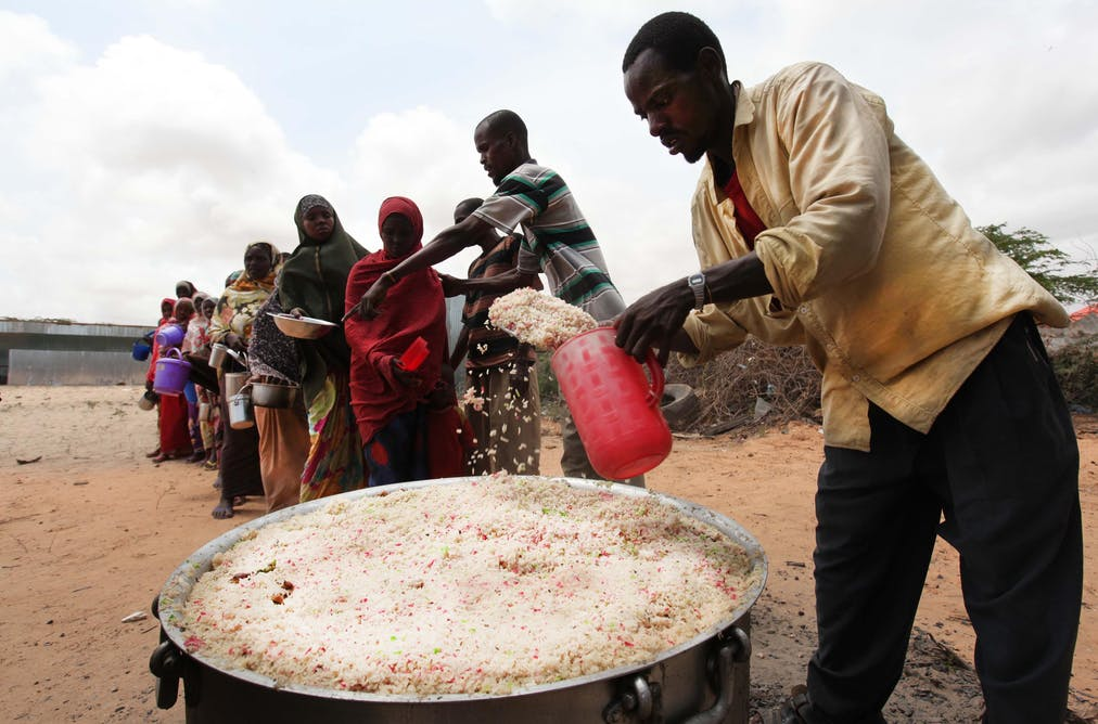 Somalia conflict and famine: the causes are bad governance, not