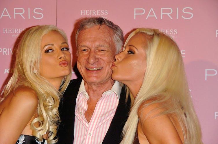 Hugh Hefner's widow Crystal breaks silence after Playboy founder's death