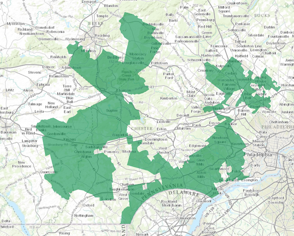Map Of New York 19th Congressional District.Rebooting The Mathematics Behind Gerrymandering
