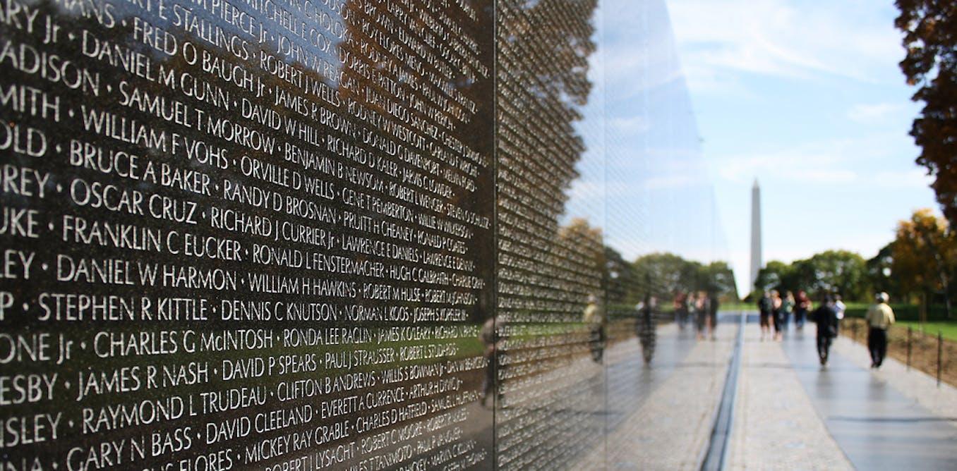 American Women Died In Vietnam Too