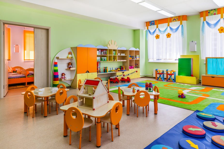 Beautiful Elementary Classrooms ~ Decoration or distraction the aesthetics of classrooms