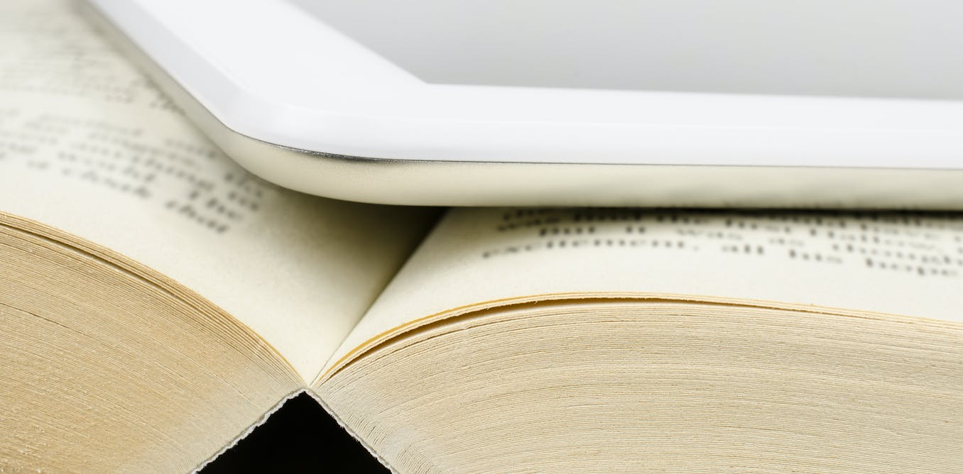The enduring power of print for learning in a digital world