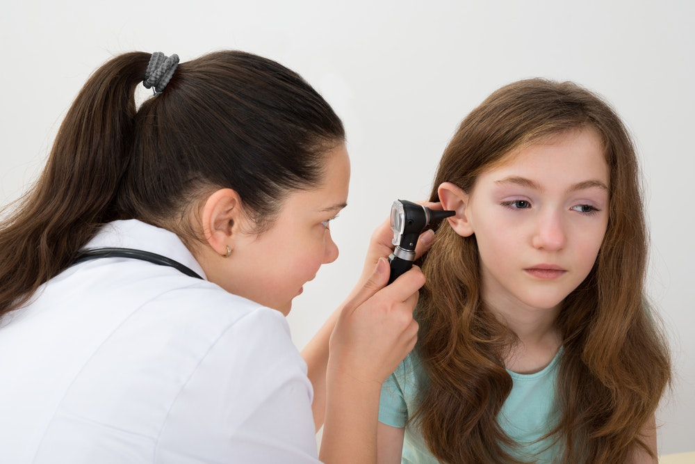 My child has glue ear – what do I do?