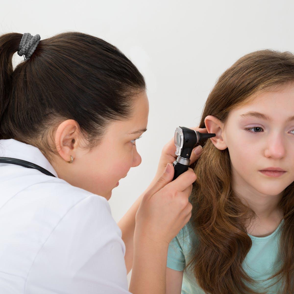 My child has glue ear – what do I do?
