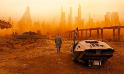 Blade Runner 2049: a different world.