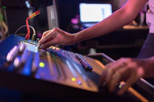 Women in sound: addressing the music industry's gender gap